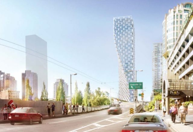 Beach and Howe Project Gets Approval