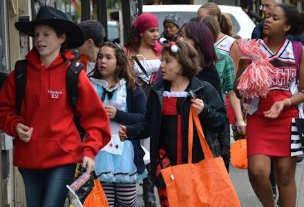 Miami's Tops for Trick-or-Treating