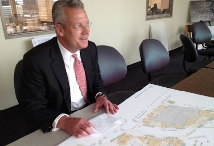 $1B Project Nabs City Approval