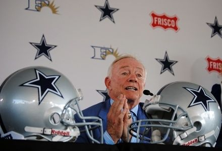 Jerry Jones Is Changing The Game Once Again