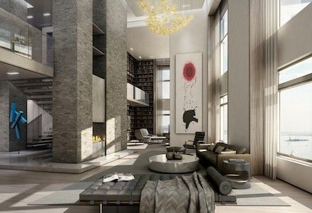 NEW YORK: A Famous Person Is  Buying This Penthouse