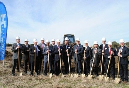 ML Realty Partners Breaks Ground In DFW