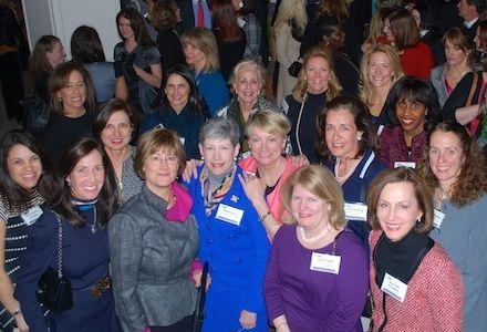 Last Night with Power Women!