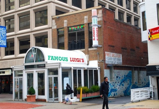 How Muchis the Famous Luigi's Building Worth?