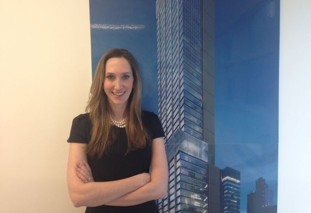 Laura Yablon Rapaport, 32, SVP of Development and Capital Raising, L&L Holding Co.