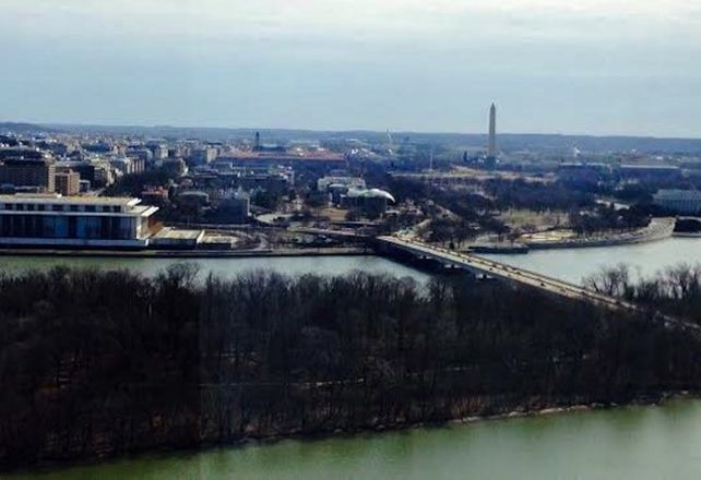 Is Rosslyn the Next DC?