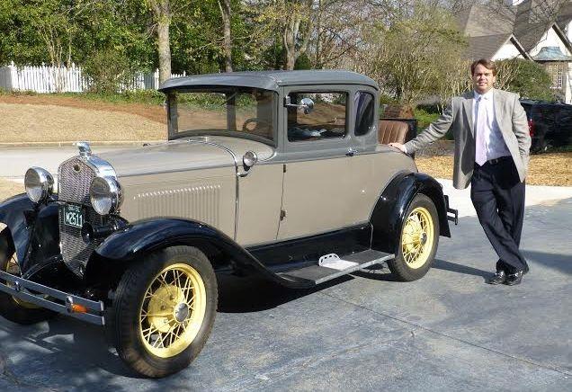Cool Cars: John Hampton's Model A