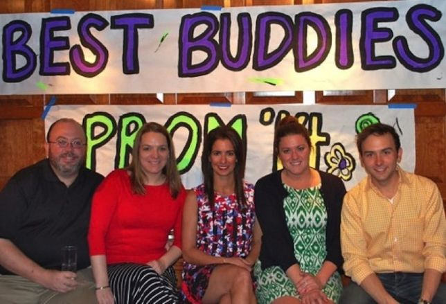 Prom for Best Buddies!