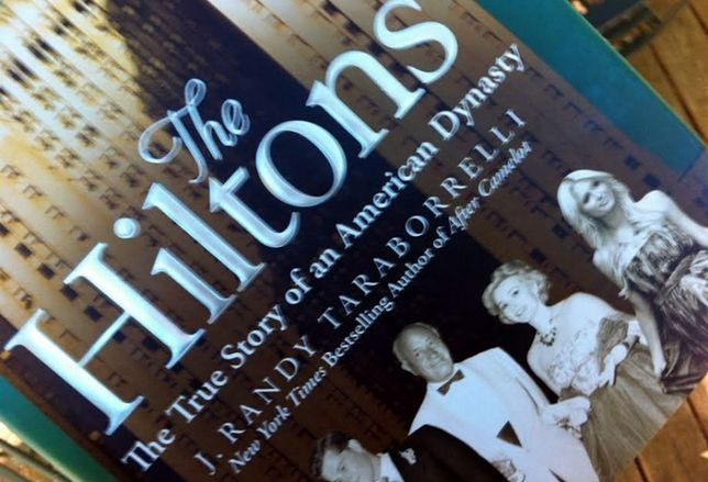 Book Plug: The Hiltons