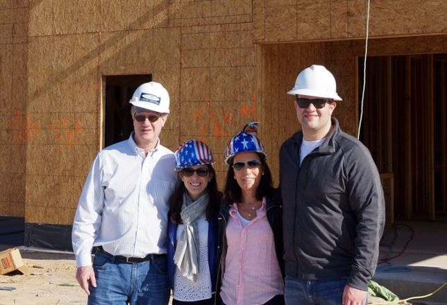 Woodlands Multifamily Tops Out