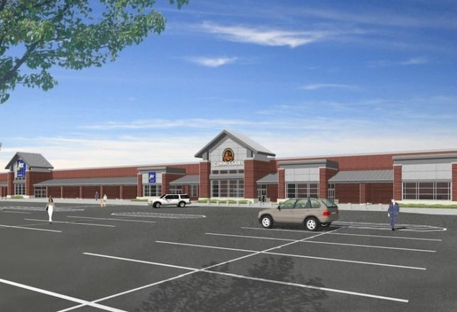 KBE's Joint Commissary On Its Way