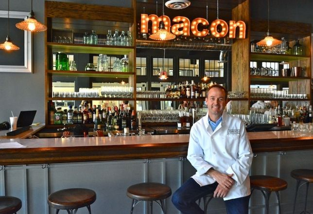 Opening Tomorrow: Macon Bistro and Larder