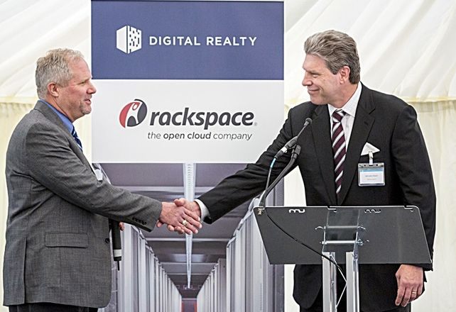 Racking Up More U.K. Space With Digital Realty