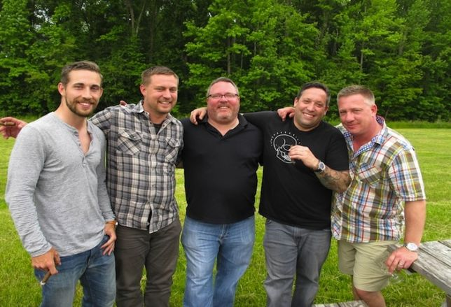 Chefs Take Aim for a Great Cause