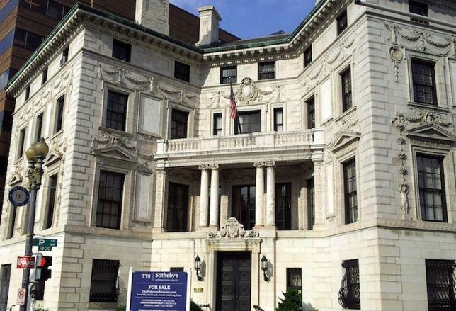 EagleBank Finances Patterson Mansion Deal