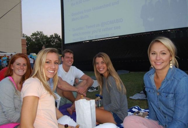 NoMa Summer Screen!