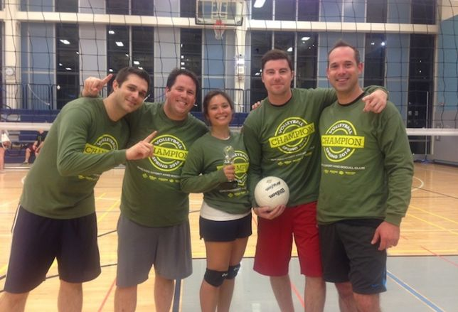 REV Summer Volleyball Tourney Is Back