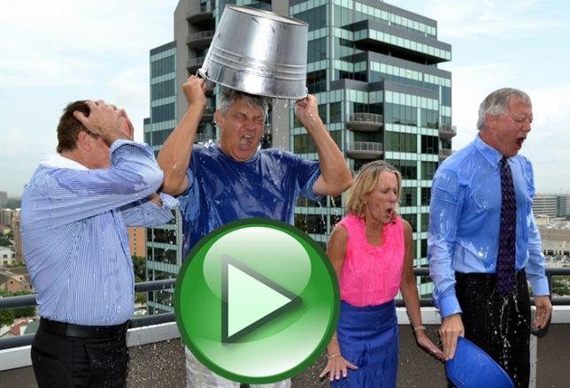 JLL's ALS Ice Bucket Challenge—Did They Nominate You?