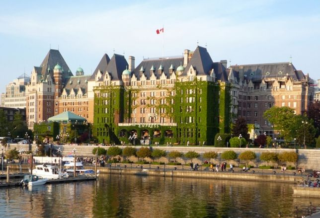 Western Canada's Hotel Hotbed