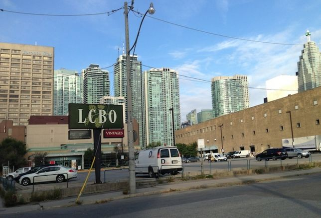 Sale Of LCBO Lands to Create Buying Frenzy?