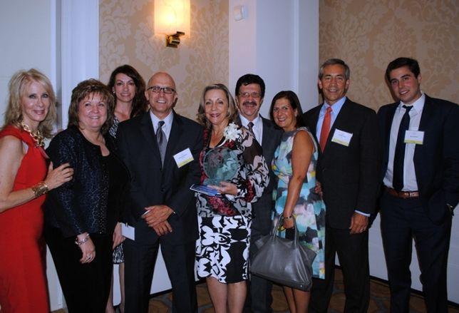 Who is CREW Dallas' Outstanding Achievement Award Winner?