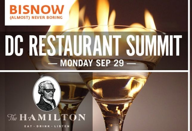 Join Us: DC Restaurant Summit