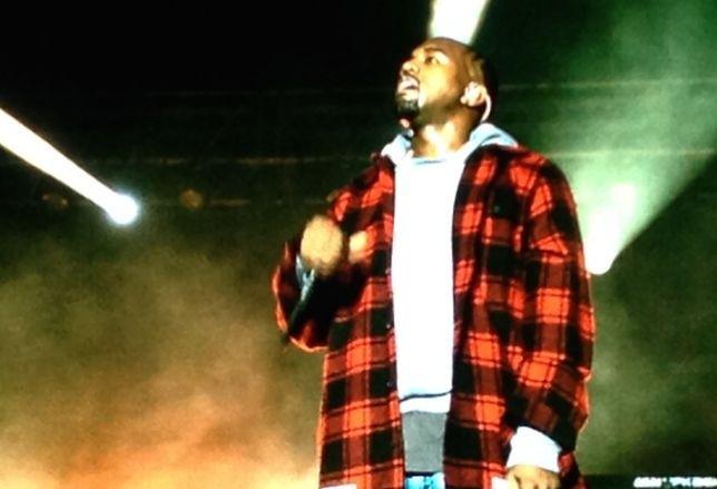Kanye Comes Home