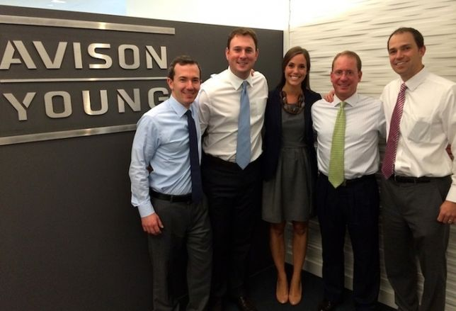 Bisnow Scoop: Avison Young Snags New DC Agency Leasing Team