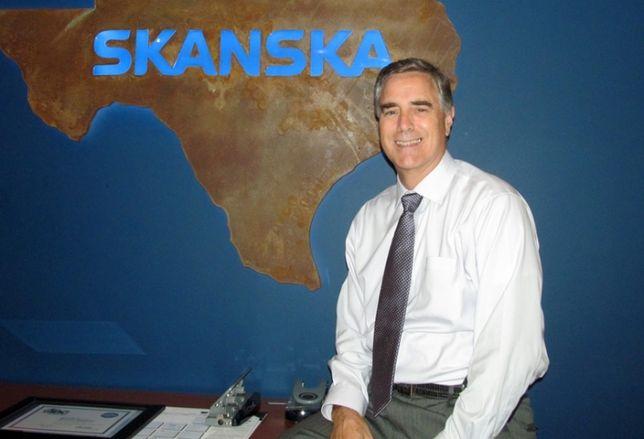 Exxon's New Neighbor: Skanska