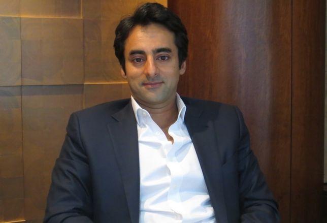 Faisal Ashraf, 38, Head of Large Loan Capital Markets,Cantor Commercial Real Estate