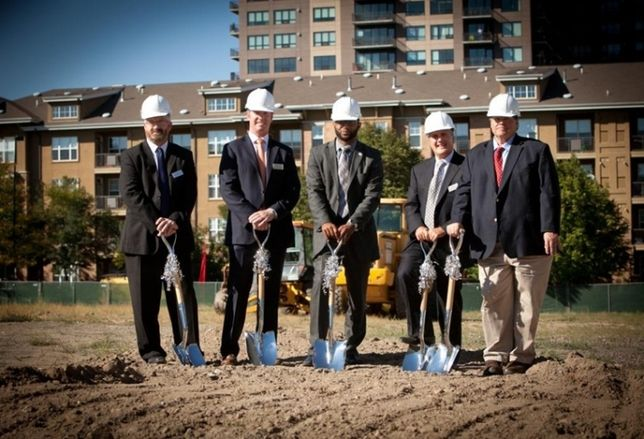 New Apartments for City Park