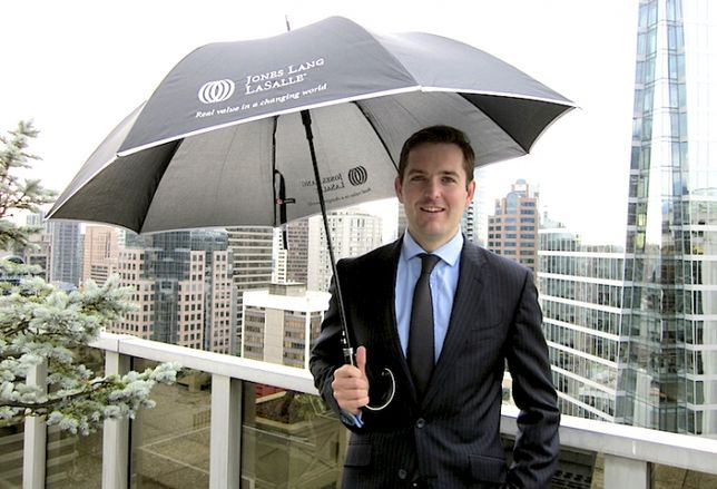 What You Don't Know About JLL's Jon Ramscar