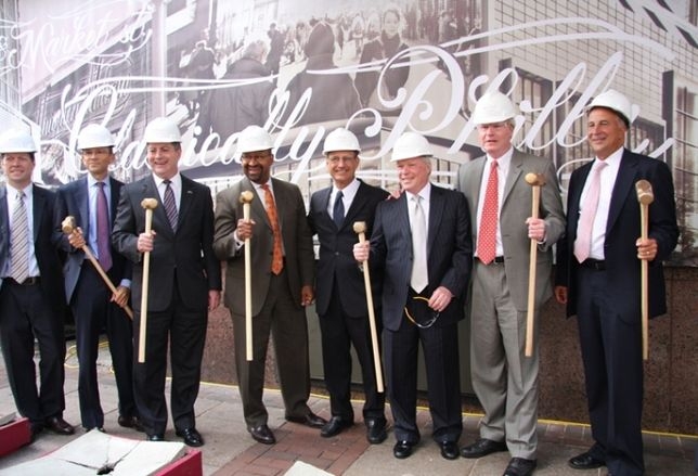 East Market Breaks Ground