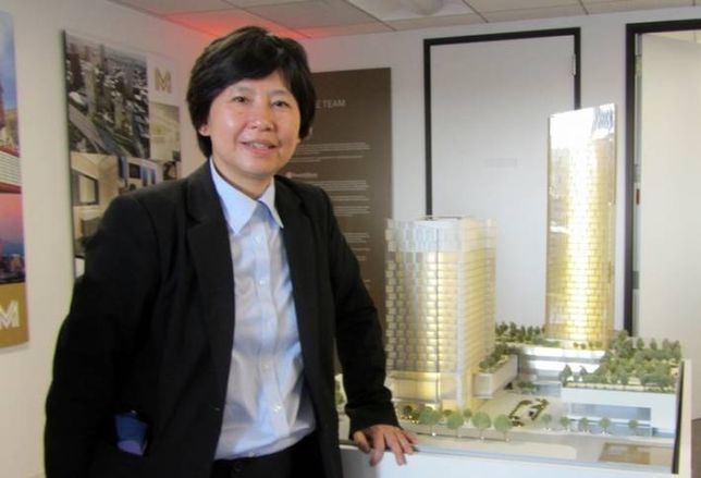 I-Fei Chang President & CEO, Greenland USA