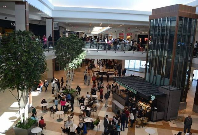 Springfield Town Center's Big Opening