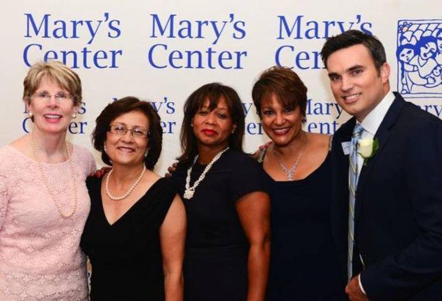 Mary's Center Gala!