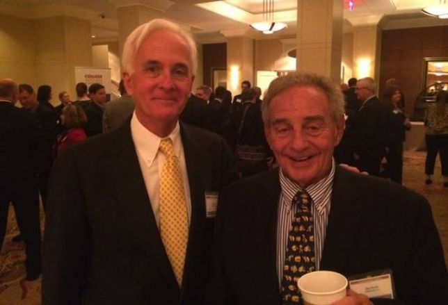 Rooney Properties President Jim Lee and CityInterests Co-Founder Alan Novak