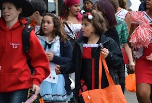 Seattle's Good for Trick-or-Treating