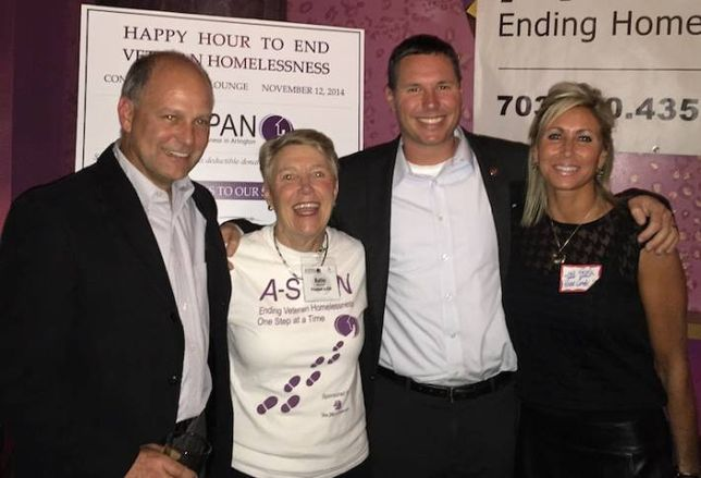 Happy Hour To End Veteran Homelessness