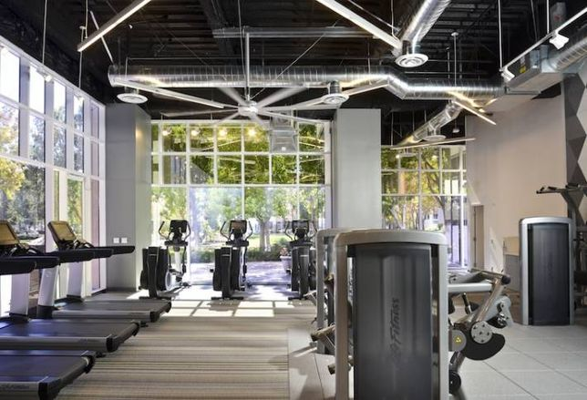Data Centers Are Ripe For Gyms