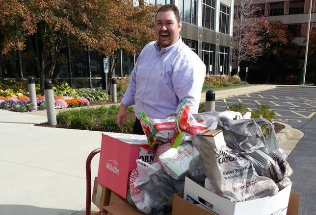 Commercial Real Estate Gives Back for the Holidays