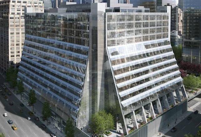 JPMorgan Lease Powers Hudson Yards Project