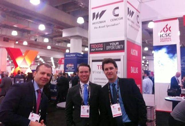 Weitzman Hits Up ICSC NY
