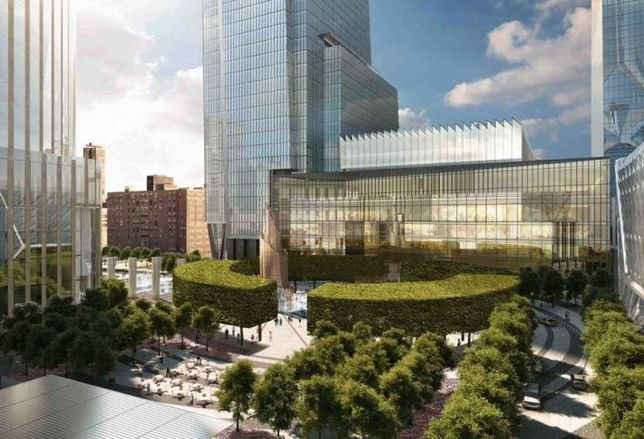 Visa Program Attracts Chinese Funders at Hudson Yards