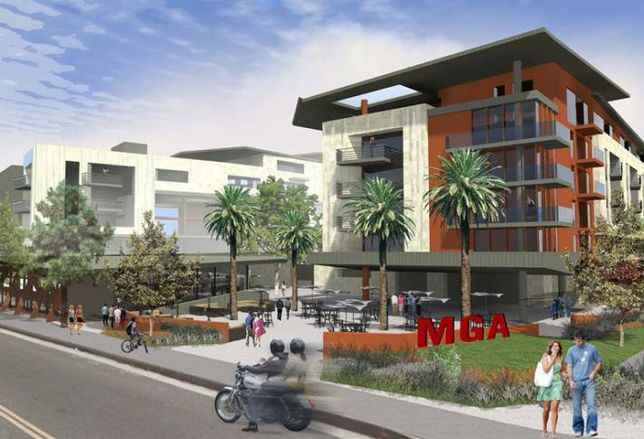 MGA Mixed-Use HQ Plans Released