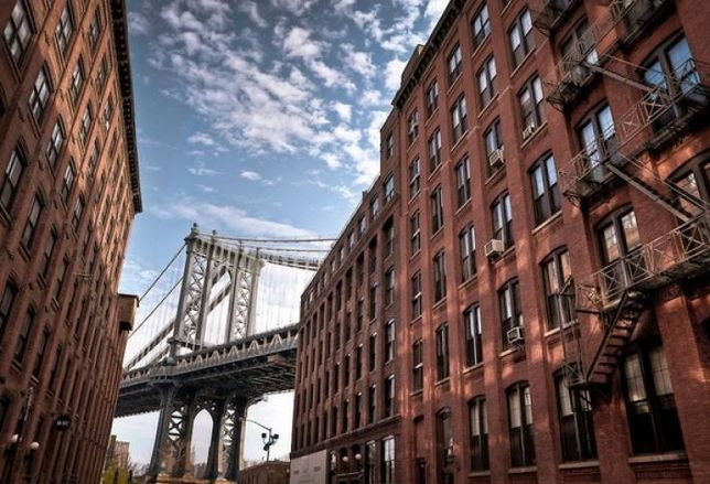 Dumbo Named Hottest 'Hood In 2015