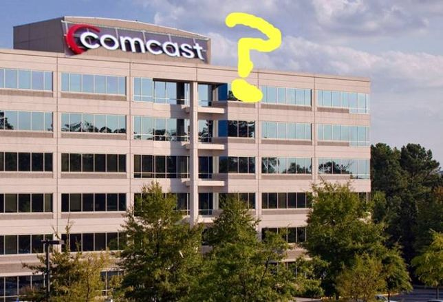 Comcast Taking Wells REIT's Former HQ