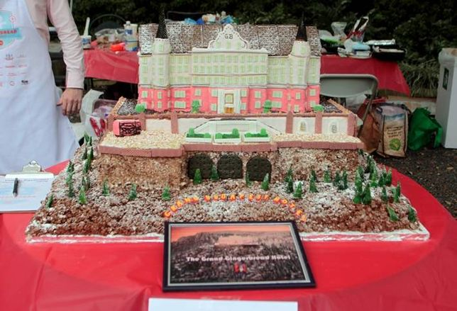 AIA Gingerbread Build-Off Winners!
