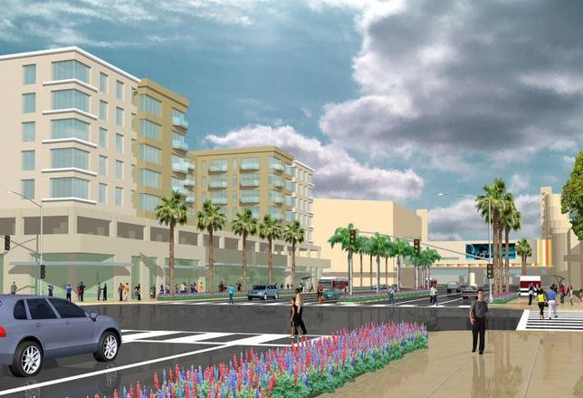 Capri Partners Plans Crenshaw Mixed-User