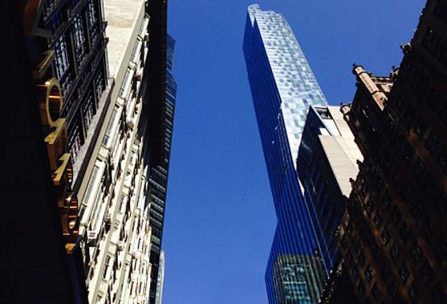 Extell Scaling Back At Record-Breaking Multifamily Tower